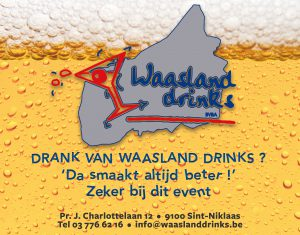 Waasland Drinks Logo