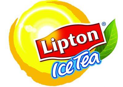 ice tea logo